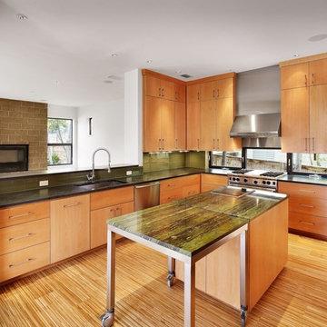 Mathews Drive - Kitchen