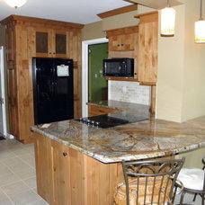 Kitchen by Kimberly Jones - Creative Kitchens