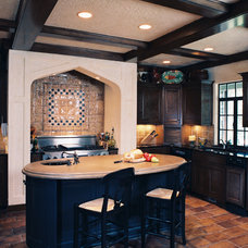 Rustic Kitchen by Michael Matrka, Inc