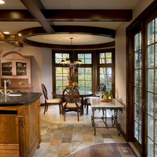 Traditional Kitchen by Michael Matrka, Inc