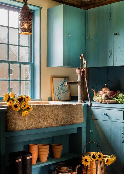 Farmhouse Kitchen by ACQUIRE