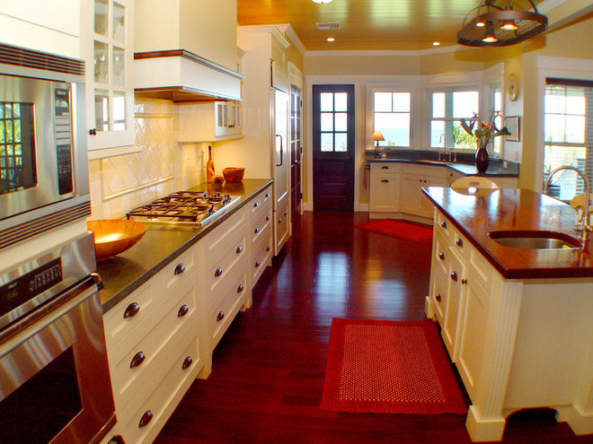 Tropical Kitchen by Tervola Designs