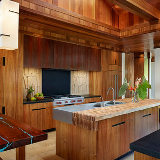 75 most popular tropical kitchen design ideas for 2019 stylish rh houzz com tropical kitchen cabinet designs best tropical kitchen designs