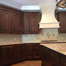 Traditional Kitchen by Maumee Bay Kitchen and Bath