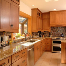 Craftsman Kitchen by Kitchens By Design