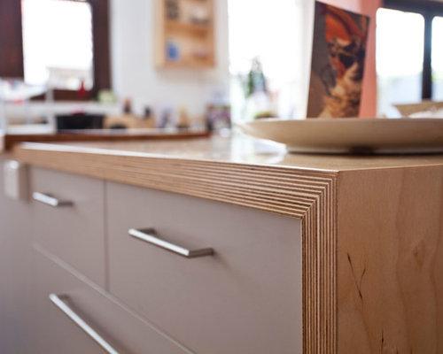 MAXI Birch Plywood Kitchen