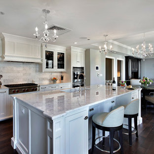 Maximize Stoarge Space with Island Cabinetry