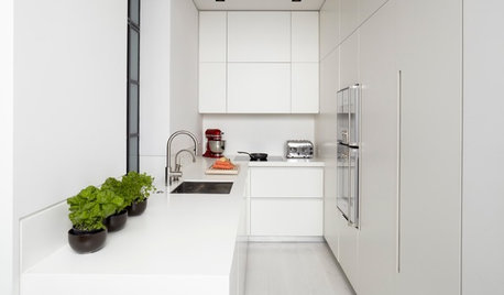 How to Maximise Space in a Small Kitchen