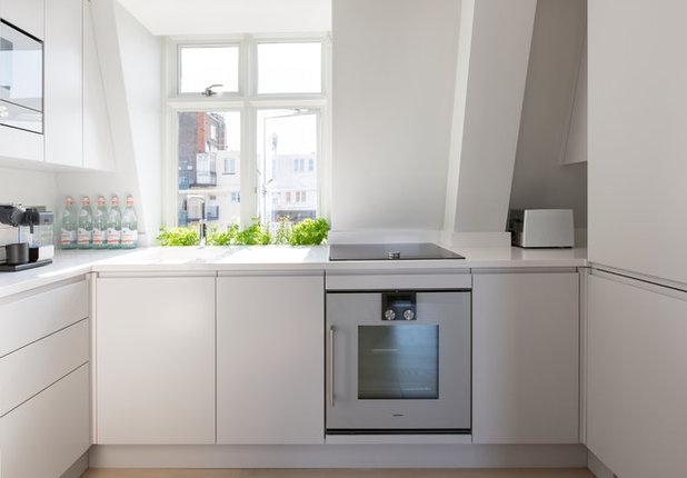 Contemporary Kitchen by Maurizio Pellizzoni Ltd