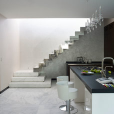 Contemporary Kitchen by Oliver Burns