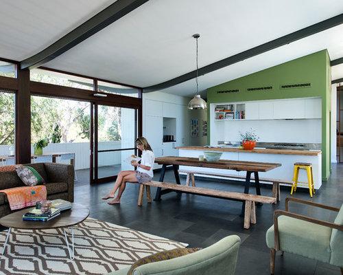 houzz midcentury perth kitchen design ideas remodel