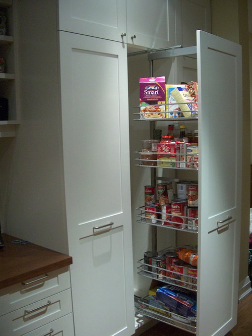 Rolling Pantry Ideas, Pictures, Remodel and Decor