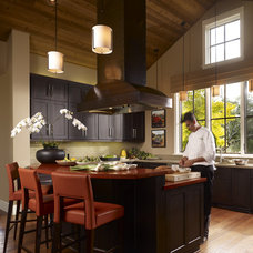 Traditional Kitchen by Kensington & Associates