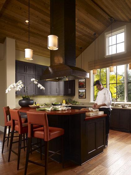 Traditional Kitchen by Kensington & Associates