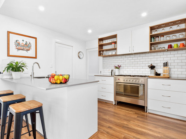 Contemporary Kitchen by Ecovision Homes