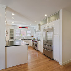 Modern Kitchen by Lauren King Interior Design