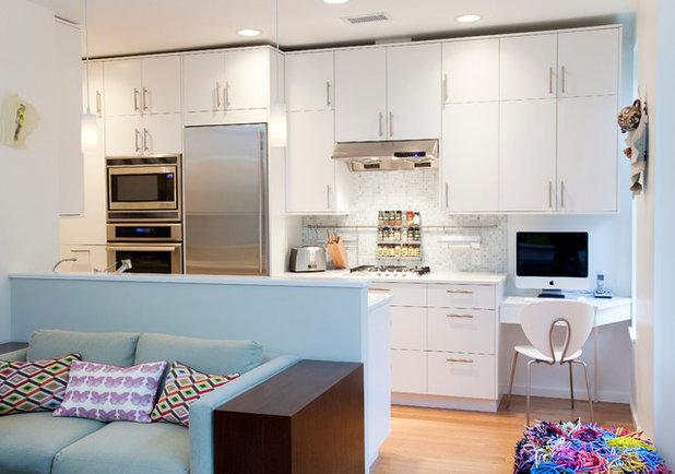 Contemporary Kitchen by NATASHA WALLIS DESIGN