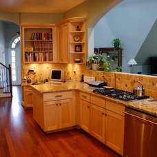 Traditional Kitchen by Baugher, Inc.