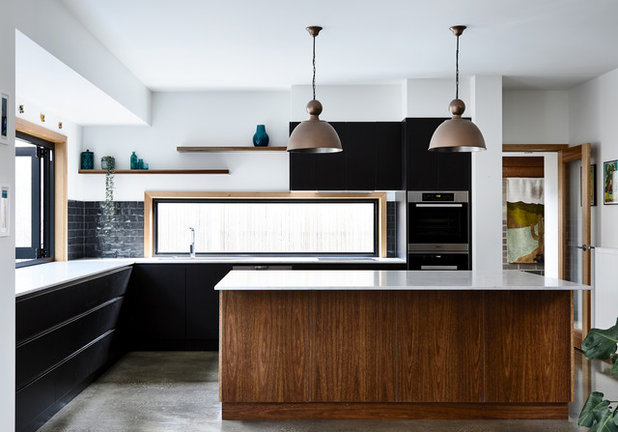 Contemporary Kitchen by Minh Architects