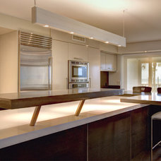 Contemporary Kitchen by McClure Contracting, Inc.