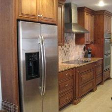 Kitchen by rich warchol design