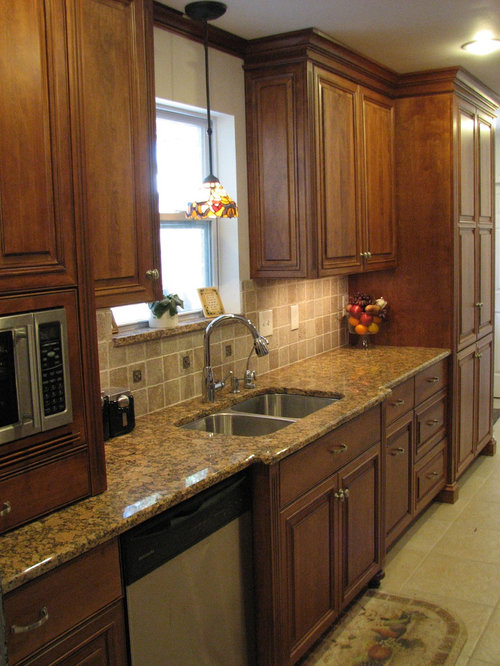 Kitchen Design Layout Ideas Galley Kitchen ~ Lighting over kitchen sink home design ideas pictures
