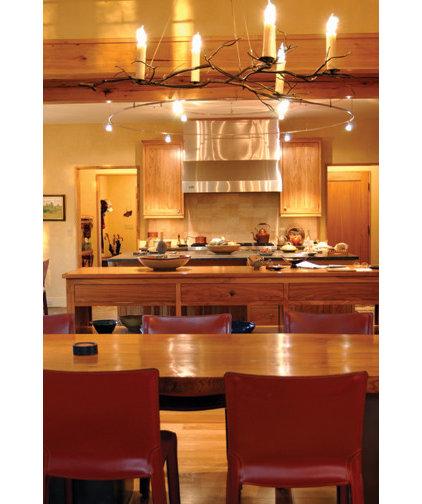 Modern Kitchen by Bamesberger Architecture