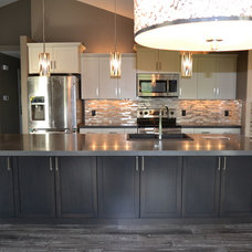 Contemporary Kitchen by McGonigal Signature Homes