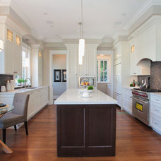 Contemporary Kitchen by Kelly Arthur