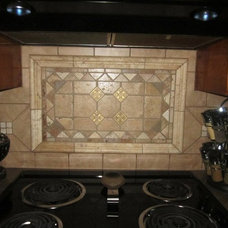 Traditional Kitchen by McLarrin Flooring & Counter Tops