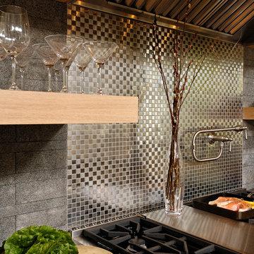 McLean, Virginia - Contemporary - Kitchen Design