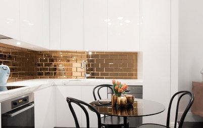 Gyllene snittet: Följ den guldiga tråden och låt den förgylla ditt hem