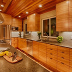 photos of contemporary kitchens walnut and white kitchen modern kitchen denver by 4158