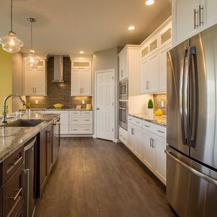 McMillon Model Home at Queens Park