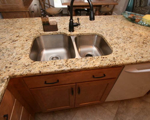 Giallo Fiesta Granite Houzz
