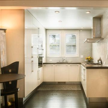 Mead Kitchen Renovation - Santa Barbara