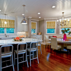 contemporary kitchen by Martha O'Hara Interiors