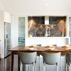 Contemporary Kitchen by Kitchen Architecture Ltd