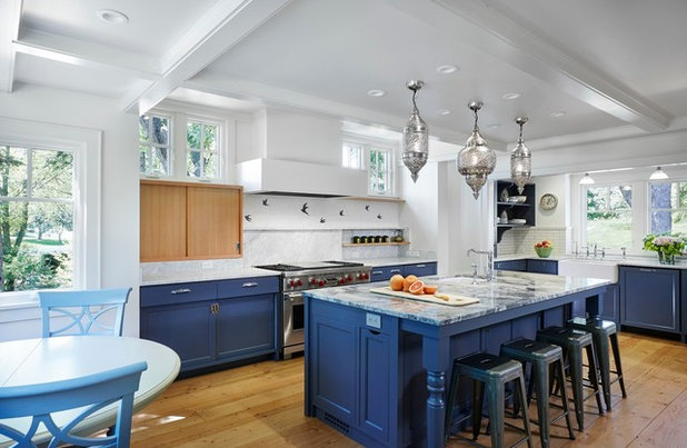 Eclectic Kitchen by Meriwether Inc