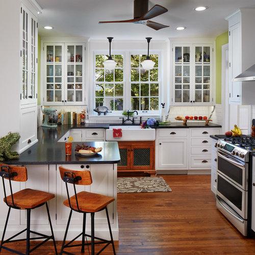 Kleine Landhausstil Küche In Sonstige