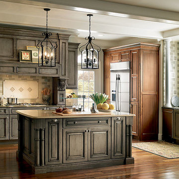 Medallion Cabinetry - Barcelona Style
