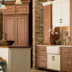 Tropical Kitchen Cabinetry: Find Kitchen Cabinets Online