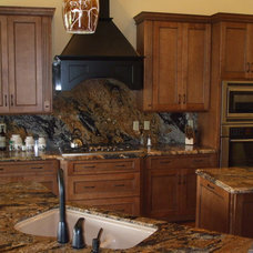 Traditional Kitchen by William Jackson Inc.