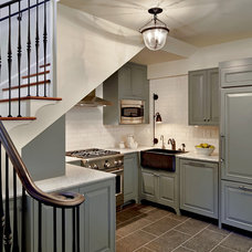 Traditional Kitchen by Hyde Evans Design