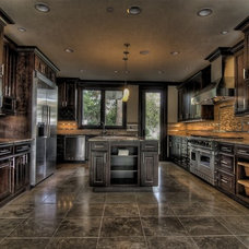 Traditional Kitchen by Kitchen & Bath Design Center