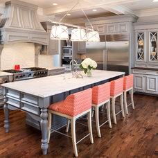 Eclectic Kitchen by John Kraemer & Sons