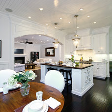 Traditional Kitchen by White Picket Fence, Inc