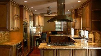 Mediterranean Compact Kitchen