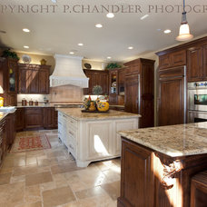 Mediterranean Kitchen by P. Chandler, Photographer