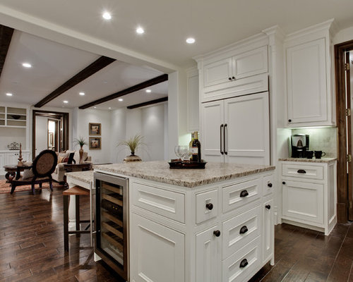 Dover White Cabinet Home Design Ideas, Pictures, Remodel and Decor